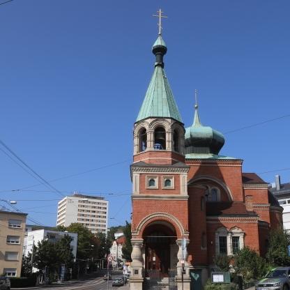 Russische Orthodoxe Kirche - St. Nikolaus - Gemeinde
